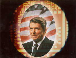 Art, Religion, Science, Technology, Faith, Explanation & President Reagan